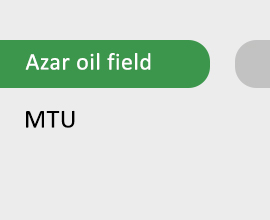 Azar oil field