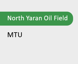 North Yaran Oil Field